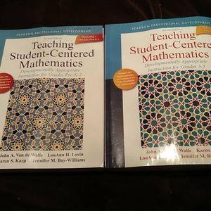 Teaching Mathematics Vol I & II